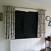 Lights Out Pop-Up Blinds x2