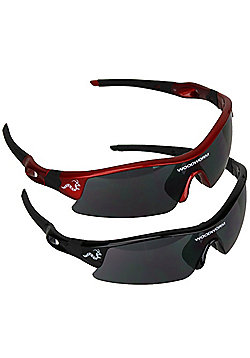 Woodworm Pro Series Sports Sunglasses 2 Pack