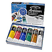 W&N - Artisan Water Mixable Oil Colour Beginners Set 6 x 37ml