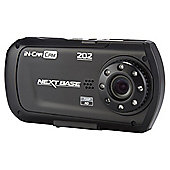 "Nextbase InCarCam 202 Lite Car Dashboard Video Recorder, 2.7"" LCD Screen"
