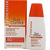 Lancaster Sun Control Face Fluid 30ml - SPF50+