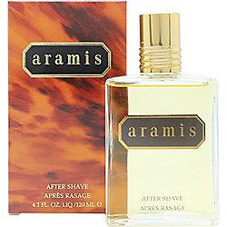 Aramis Aftershave 120ml Splash For Men