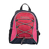 Mountain Warehouse Mini Trek 6L XS Rucksack Bag Backpack Back Pack Walking Hiking Camping