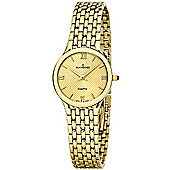 Candino Ladies Gold Stainless Steel Watch C4365/3