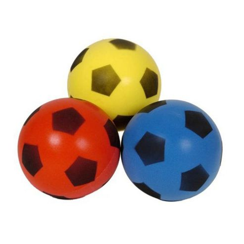 Size 5 Sponge Football - Ideal for School Playground
