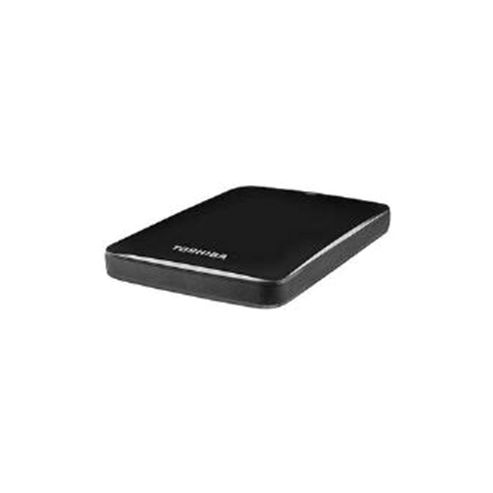 Toshiba Stor.E Canvio 1TB 2.5 inch External Hard Drive USB 3.0 (Black)