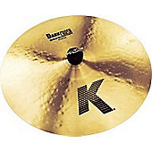 Zildjian K Dark Medium Thin Crash (16in)