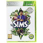Sims 3 Classic (Xbox 360)