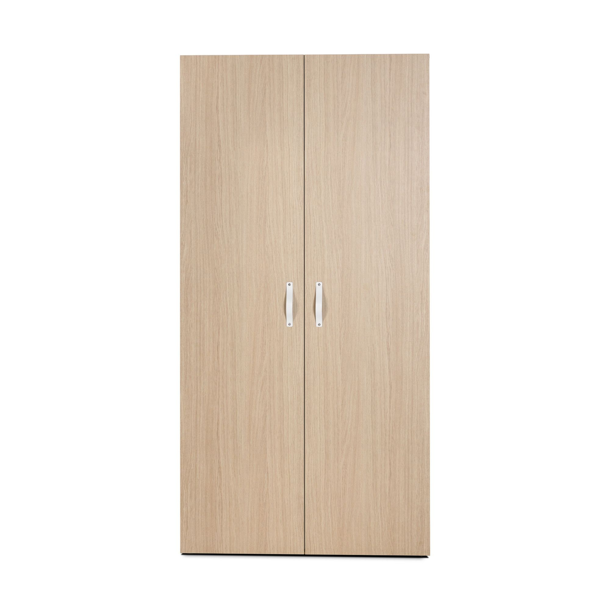 Didit Wardrobe - Essential Oak Light at Tesco Direct