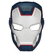 Marvel Iron Man 3 Iron Man Patriot Hero Mask