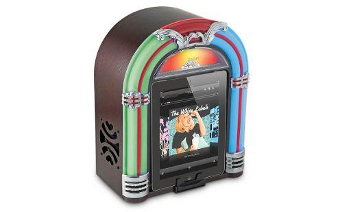 Ion Juke Box Bluetooth Wireless Speaker System