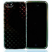 Apple iPhone 5 - gSHELL Tough All-Body Gel Case - Smoke Black