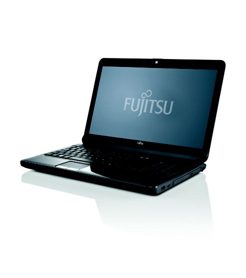 Fujitsu Lifebook 15.6 inch Notebook PC AH530 Pentium P6200 2.13GHz 2GB 320GB DVD+RW Windows 7 Home Premium 64-bit