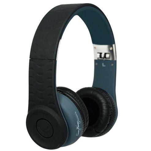 Fanny Wang 1000 On Ear Series Headphones Black