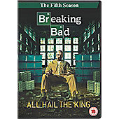 Breaking Bad - Season 5 (DVD Boxset)