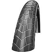 Schwalbe Big Apple Tyre: 26 x 2.0 Reflex Wired. HS 338, 50-559, Performance Line, Puncture Protection