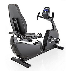 Kettler Giro R Black Edition Recumbent Exercise Bike