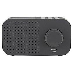 Tesco DR1403G DAB Radio Grey
