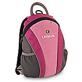 LittleLife Toddler Runabout Daysack Pink