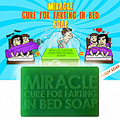 Cure for Farting in Bed Soap