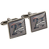 21st Birthday Denim Collection Cufflinks