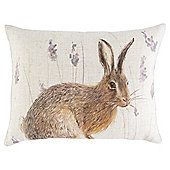 Hare Reversible Cushion