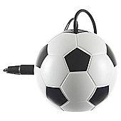 KitSound Mini Buddy Footbal Speaker Compatible with any 3.5 mm Jack device