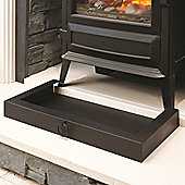 Crannog Simple Hearth Saver - Black