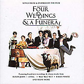 Four Weddings And A Funeral OST