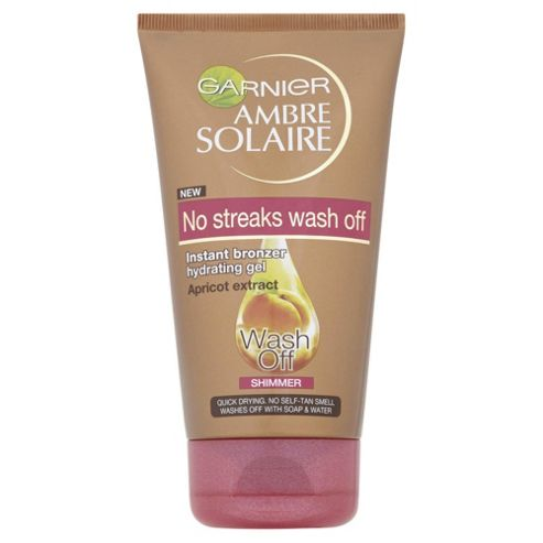 Ambre Solaire Wash Off Shimmering Tan