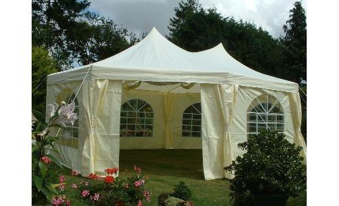 Arabian Tent Style Marquee 6.8x5m