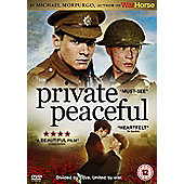 Private Peaceful DVD