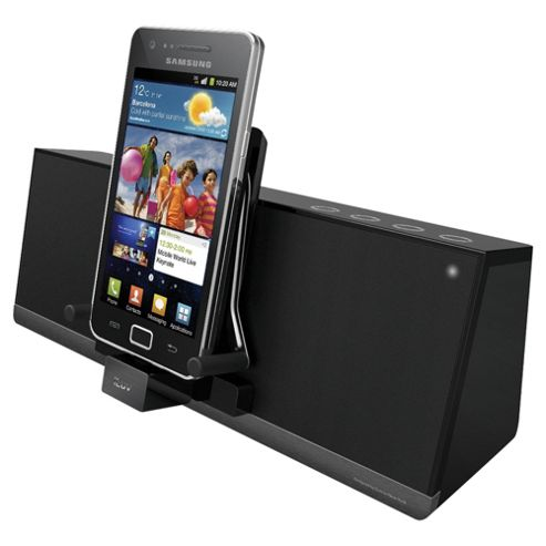iLuv IMM377BLK Android Dock with Bluetooth
