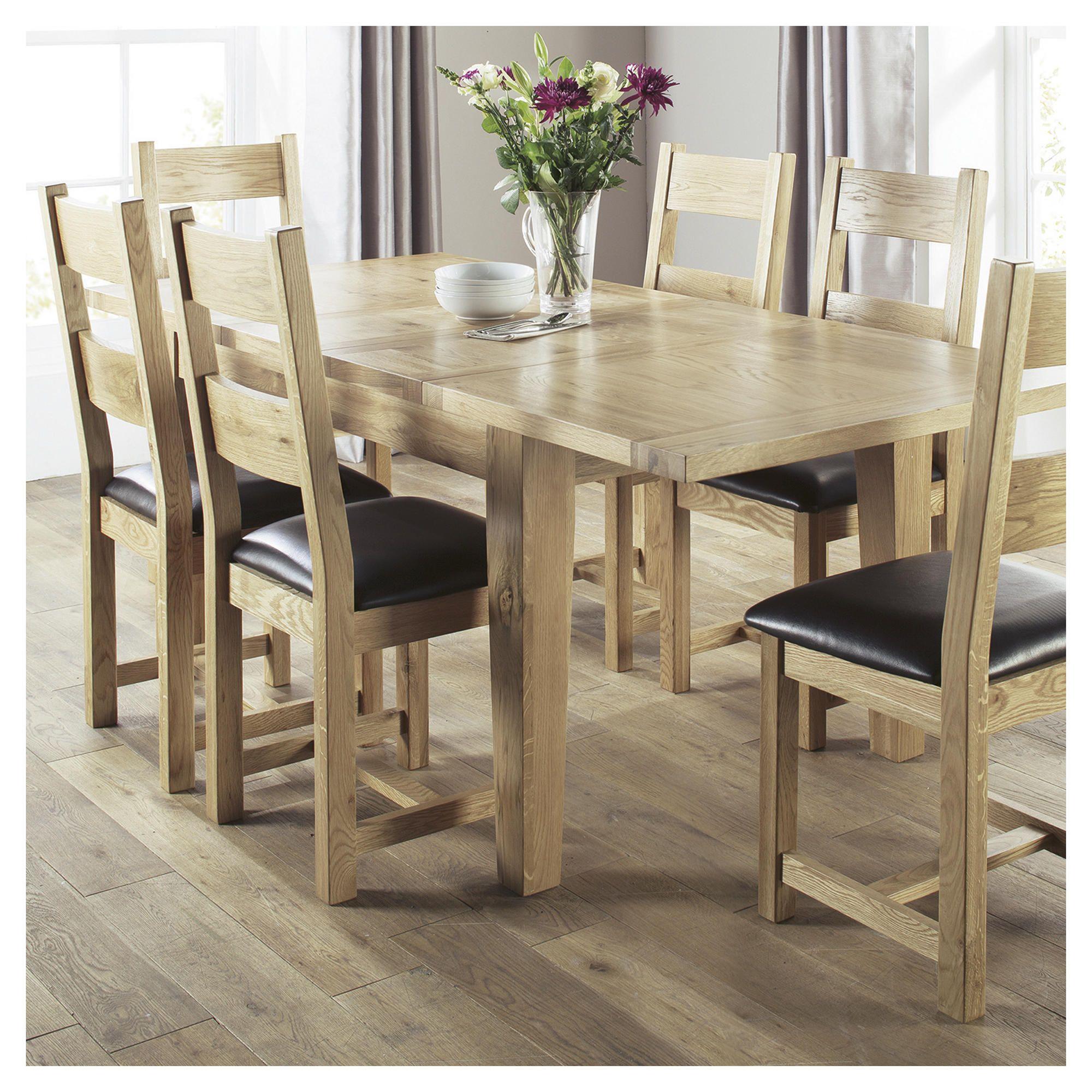 Tesco Java Dining Table