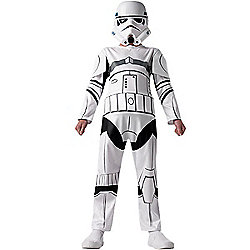 Rubies - Storm Trooper - Child Costume 9-10 years