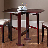 Wilkinson Furniture Columbia Gateleg Dining Table Set