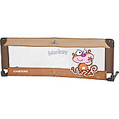 Caretero Bed Guard (Safari Brown)