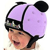 Lilac Thudguard Baby Helmet