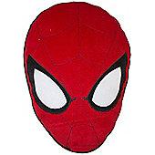 Spiderman Boys Cushion - City