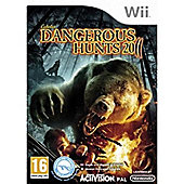 Cabelas Dangerous Hunts 2011 - NintendoWii