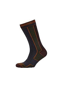 Sealskinz Walking Sock - Green