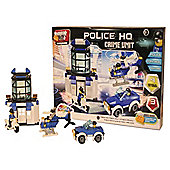 Block Tech Police HQ Crime Unit