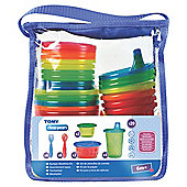 Tomy The First Years 20 Piece Mealtime set