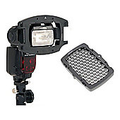 Lastolite Strobo Honeycomb Starter Kit Direct to Flashgun (2606).