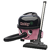 Numatic Hetty Cylinder Bagged Vacuum Cleaner, A Energry Rating