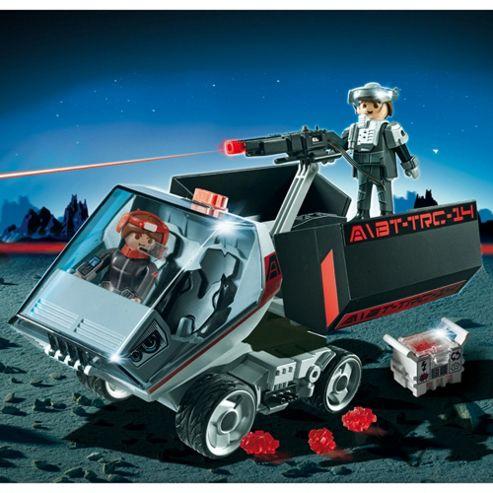 Playmobil 5154 Dark Rangers Truck