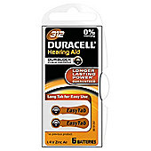 Duracell Hearing Aid Batteries 312 6 pack