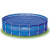 Bestway 15ft Steel Frame Solar Pool Cover