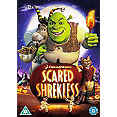 Scared Shrekless - Tesco Exclusive (DVD)