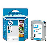 HP 11 Cyan Inkjet Print Cartridge